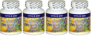 Azmira Vita E 200 (100 softgels)(4 pk) - Click Image to Close