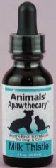 Animals' Apawthecary Milk Thistle (2 oz)