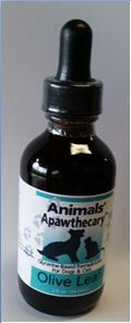 Animals' Apawthecary Olive Leaf 2 fl. oz. (59.14ml)