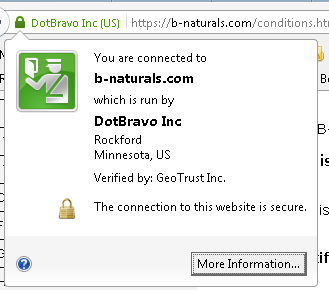 SSL in Firefox