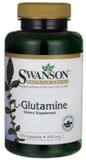 Swanson Health L-Glutamine (100 caps)