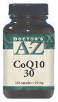 Doctor\'s A-Z CoQ10 30 (120 capsules)